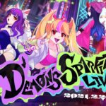 Demon's Sparking Live from モンソニ!